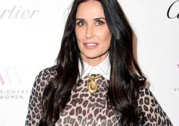 'My mother was paid $500 for a man to rape me when I was 15' – Demi Moore claims