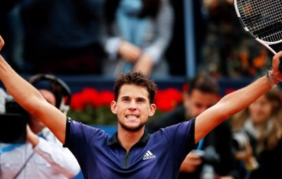 A Noteworthy Year for Dominic Thiem