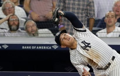 How Good Is the Yankees' Defense? Depends on Who's Keeping Track