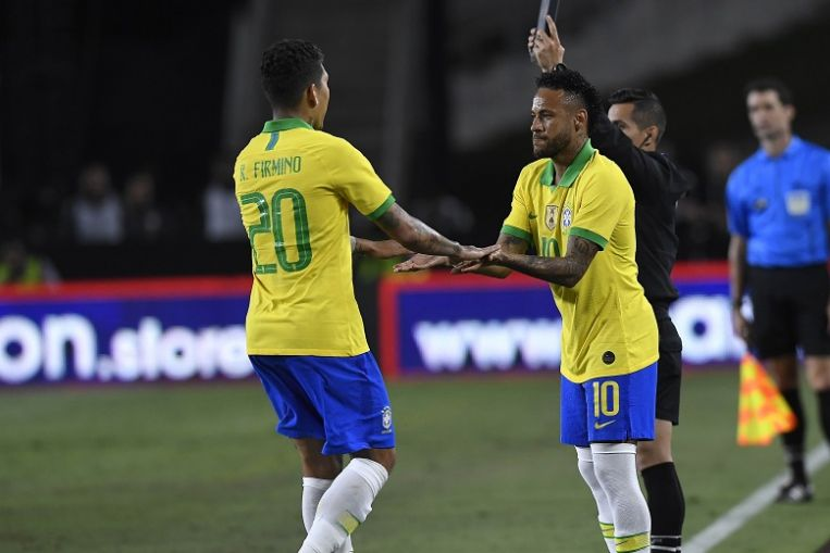 Football: Neymar, Firmino, Coutinho in Brazil's squad to face Senegal, Nigeria at Sports Hub