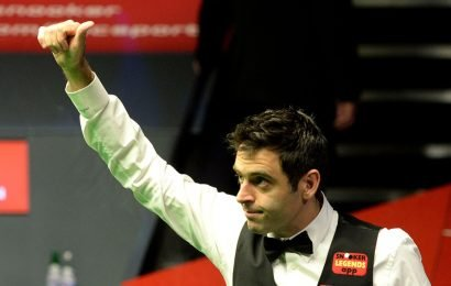 Ronnie O'Sullivan stages comeback win at Shanghai Masters