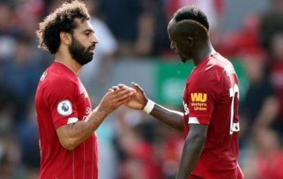 Liverpool 3-1 Newcastle: Mohamed Salah & Sadio Mane put Burnley issue behind them in style