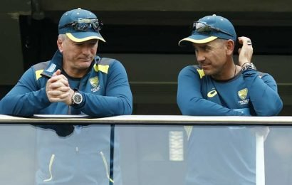 Ashes 2019: Justin Langer raring to go at Old Trafford as Steve Waugh returns to Australia camp