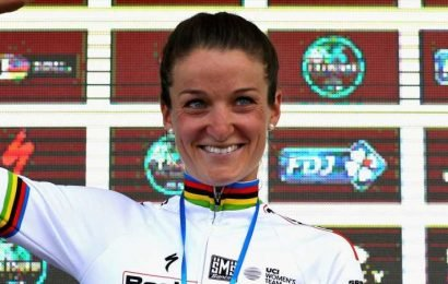 Lizzie Deignan ready for 'pinch-me' moments at World Championships in Yorkshire