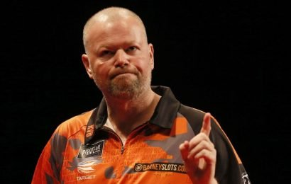 Colin Lloyd believes Raymond van Barneveld is choosing to retire at the right time
