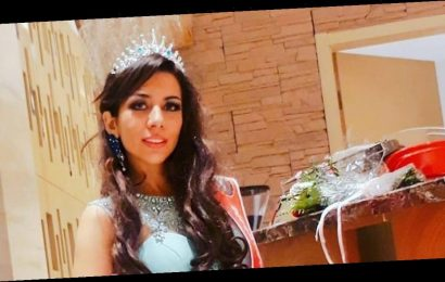 Iranian beauty queen 'stranded' abroad fears she'll be killed if she goes home