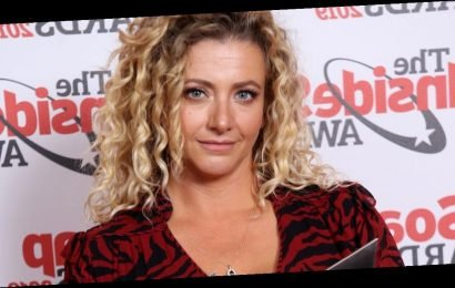 Emmerdale's Louisa Clein blasts comments about her 'assets' during Soap Awards