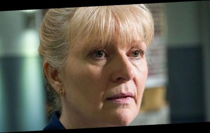 Casualty's Cathy Shipton leaving after 33 years amid Duffy dementia tragedy