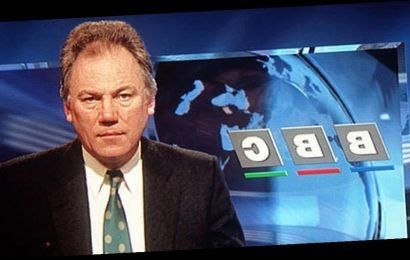 BBC newsreader and former Question Time host Peter Sissons dies aged 77