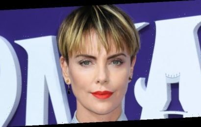 Charlize Theron Just Made Her Bowl Cut Look Even Cooler