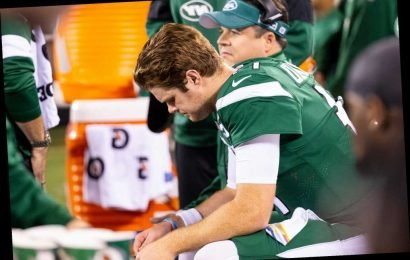 Sam Darnold's amateur Jets hour is scarier than any 'ghost'