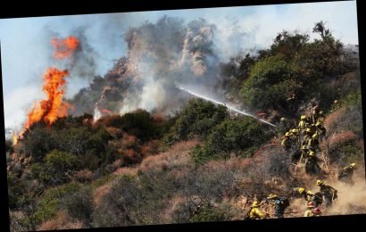 Palisades Fire threatens multimillion-dollar celebrity homes in Los Angeles