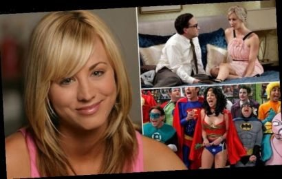 Big Bang Theory: 8 pictures of Penny's transformation through the years