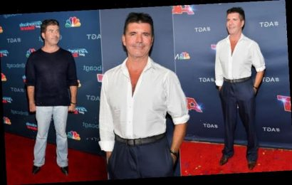 Simon Cowell: Britain's Got Talent judge shows off weight loss on family holiday in Mexico