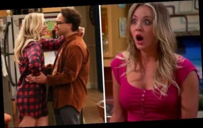 The Big Bang Theory: Shock viewing ratings revealed after Penny Hofstadter finale twist