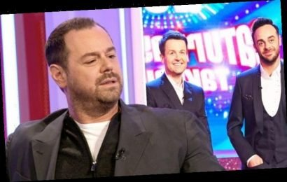 The One Show: Danny Dyer takes a swipeat Ant and Dec 'They've had a good run'