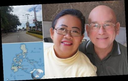 British man and his Filipina wife were kidnapped by armed gang