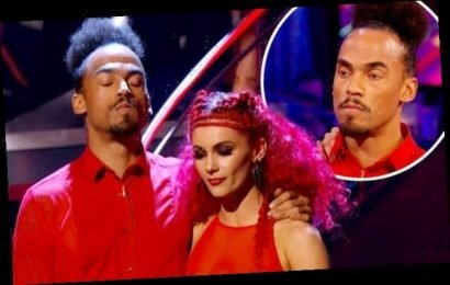Dev Griffin is eliminated from Strictly amid FIX claims