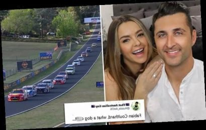 V8 driver Fabian Coulthard hit with death threats after Bathurst