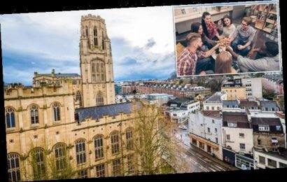 Bristol University pays police to patrol streets for noisy students