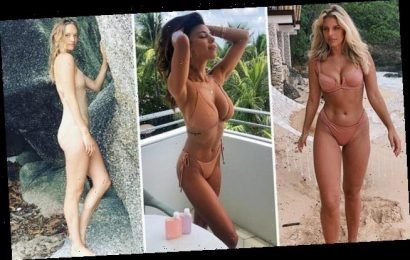 'Naked' bikini trend sweeping Instagram is set to be this summer's hit