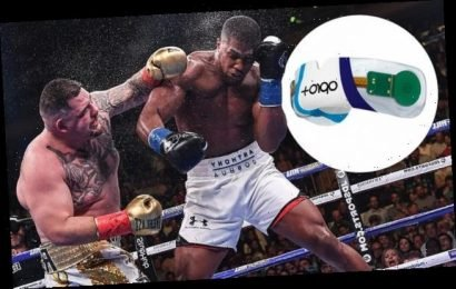 Anthony Joshua urged to use revolutionary new mouthguard