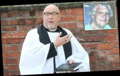 Vicar who stole £5,000 from a 96-year-old parishioner jailed