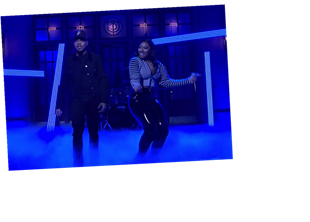 Chance The Rapper's 'SNL' Performance Included A Megan Thee Stallion Cameo