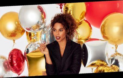 Rochelle Humes' stunning collection with New Look has your Christmas party sorted