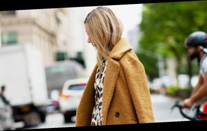 Easy Outfits: This Style Hack Will Make Your Teddy Coat Look So Polished