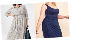 23 Dresses For Curvy Girls So Flattering, They're Perfect For Every Occasion