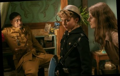 Jojo Rabbit' Is The First Movie Role Ever For Its Young Lead Actor