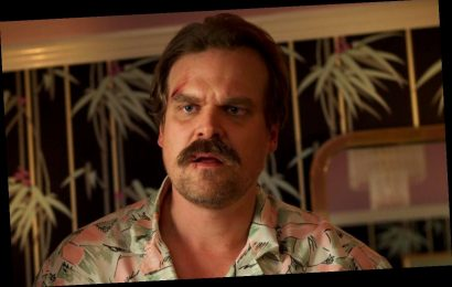 Is Hopper In The 'Stranger Things 4' Teaser? Fans Think They See Him