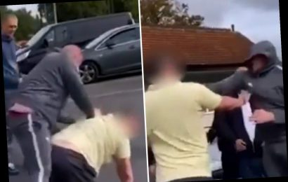 'Britain's hardest man' says 'Is that it?' after being attacked by four thugs in Birmingham pub car park