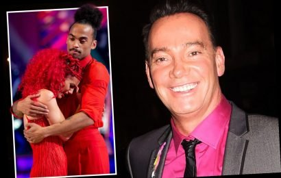 Strictly judge Craig Revel-Horwood slams 'know-nothing' fans who slated his Dev scoring – The Sun