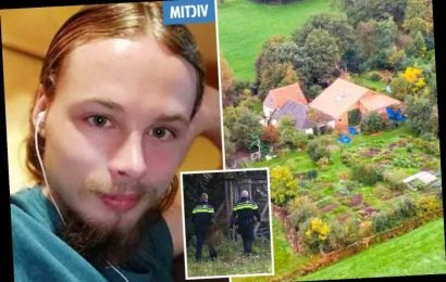 Man arrested on imprisonment charges over doomsday cult house as it emerges some 'victims' can no longer speak
