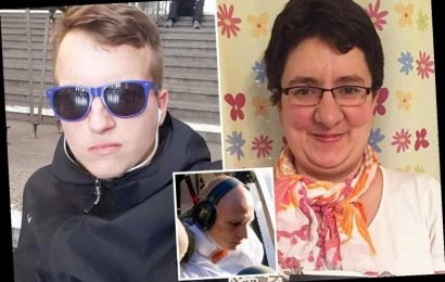 Neo-Nazi synagogue terrorist victims revealed as 'warm and funny' music lover, 40, and football fan, 20 – The Sun