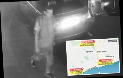 Police fear serial sex attacker on loose as CCTV released after three attacks on women in city – The Sun
