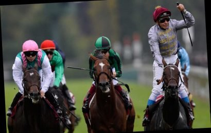 Sunday's ITV Racing coverage: Schedule and times for the racing at Longchamp with the Prix de l'Arc de Triomphe live at 3.05pm