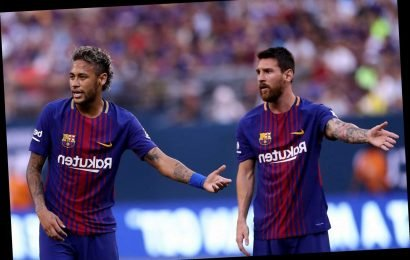 Messi reveals some at Barcelona 'do not want Neymar to return' over how he left the club – The Sun