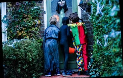 Is trick or treating legal and how can you stop children knocking on your door this Halloween?