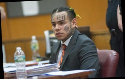 Tekashi 6ix9ine scores massive $10million record deal from jail after 'grassing' on gang – The Sun