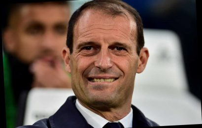 Massimiliano Allegri admits he's learning English when asked about Man Utd manager job – The Sun