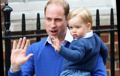 Prince William reveals George is obsessed with LIZARDS during Pakistan Tour – The Sun