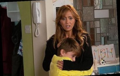 Coronation Street spoilers: Maria horrified as Drugged-up Ali falls asleep with the over on and puts Liam's life in danger