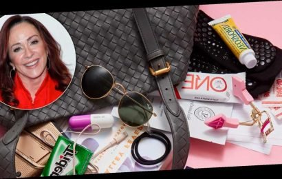 Patricia Heaton: What's in My Bag?