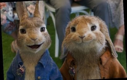 'Peter Rabbit 2: The Runaway': James Corden Is a 'Baddy, Baddy' Bunny in First Trailer (Video)