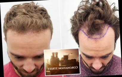 Coronation Street cast 'given strict instructions on social media posts' after Jack P Shepherd was fined for plugging his free hair transplant