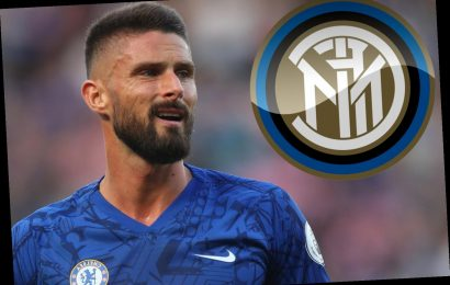 Chelsea outcast Olivier Giroud wanted by Inter Milan in transfer window with playing time cut by Lampard – The Sun