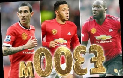 Man Utd have spent £300m on attacking players since their last Premier League hat-trick – The Sun